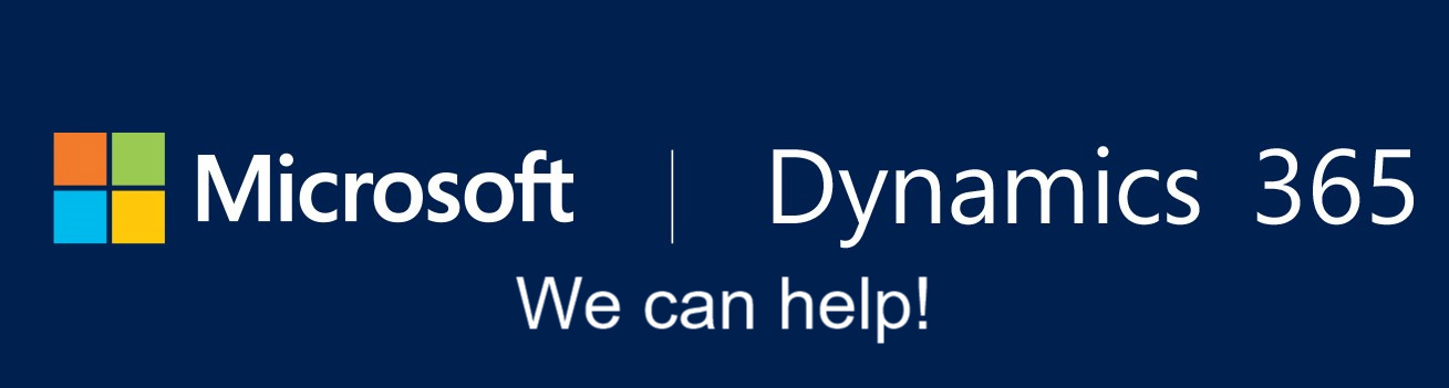 Dynamics 365 We can help